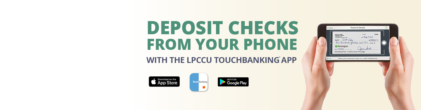 Mobile Deposit now available